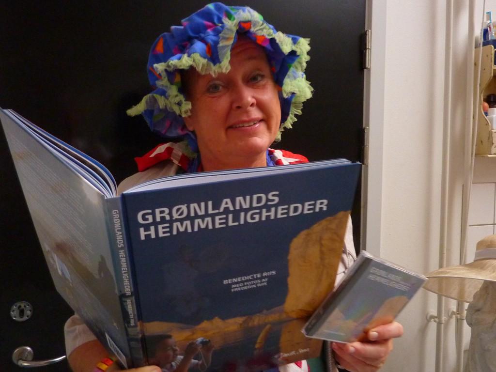 Grønlandsbog